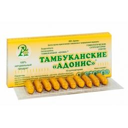 Гомеопатические Суппозитории (свечи) «Адонис»