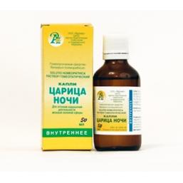 Гомеопатические Растворы и Настойки «Адонис»